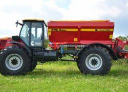 Kellands Multidrive I - Bredal spreader Kellands Multidrive M380 M420 M380-4 werktuigdrager Geräteträger