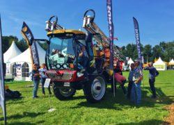 Kellands Agribuggy A280 zelfrijdende veldspuit zelfrijder spuit feldspritze spritze selbstfahrer selbstfahrende pflanzenschutz pflanzenschutzspritze