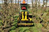mcconnel fruitaerator fruitteelt boomteelt wijnbouw diepwoeler cultivator obstbau weinbau tiefenlockerer baumschule