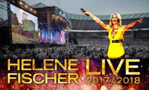 Helene Fischer LIVE mit Quick-Cover