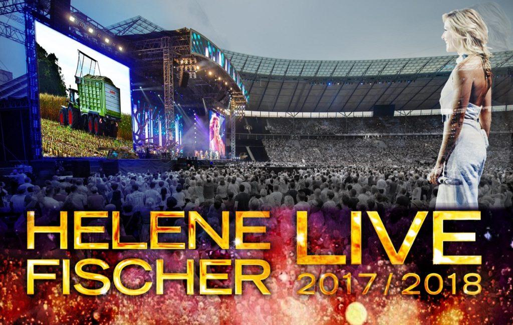 Erleben Sie Helene Fischer Live Mit Quick Cover Quick Cover
