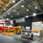 Agritechnica 2013 Pool Agri show stand 2