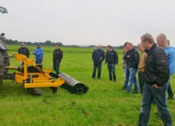 McConnel Shakaerator demonstratie