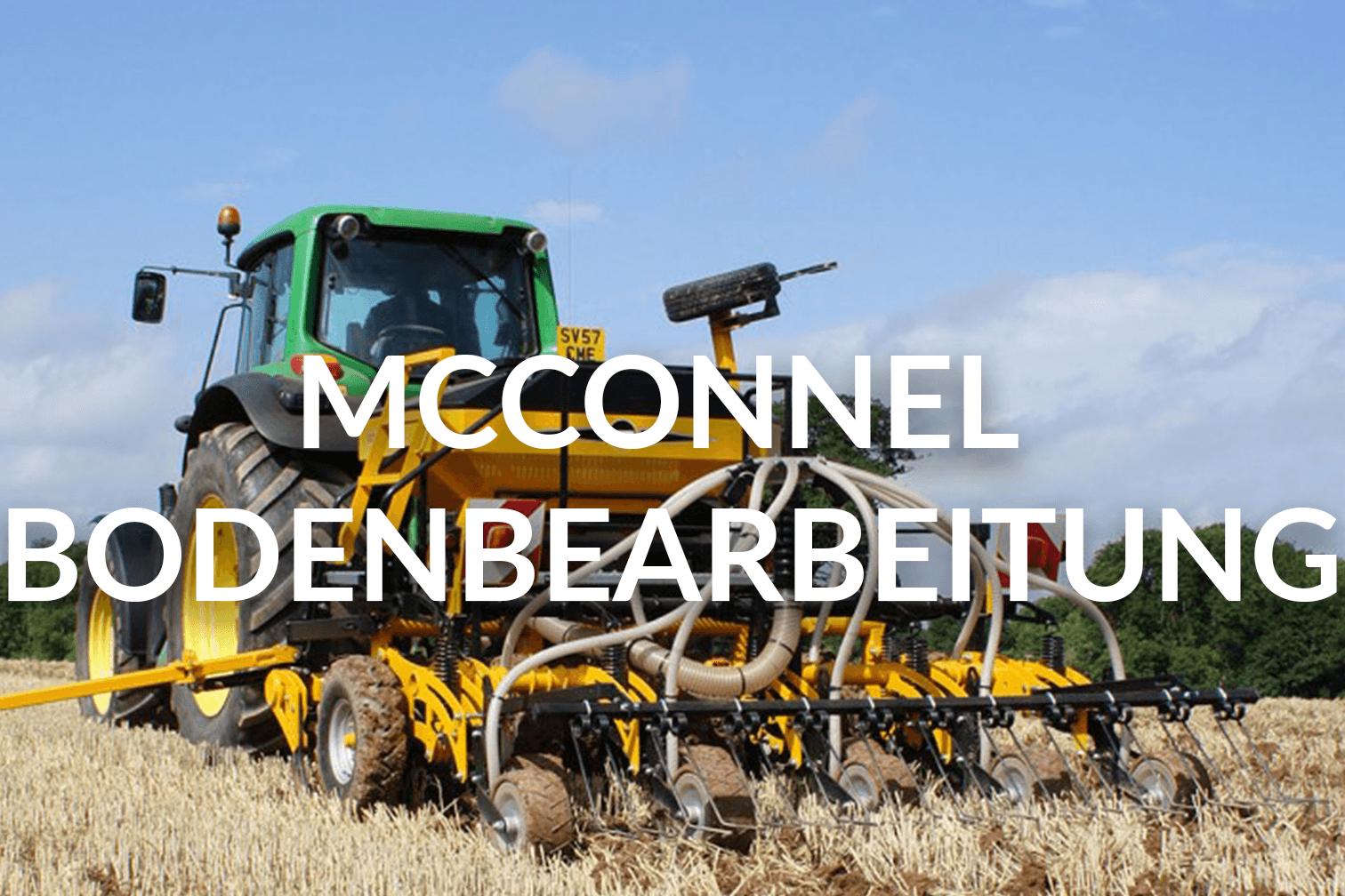 McConnel Bodenbearbeitung