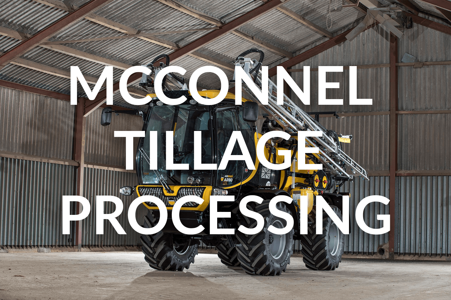 Mcconnel Tillage Processing